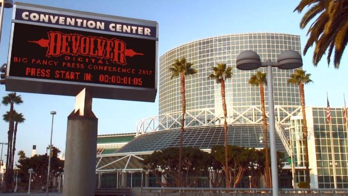 Devolver Digital, E3 2017, E3 Press Conference