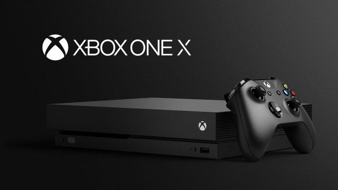 Xbox One X, Microsoft