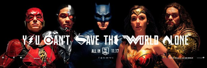 Justice League, film