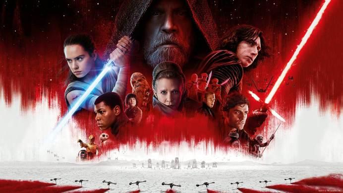 Star Wars: The Last Jedi, film, review
