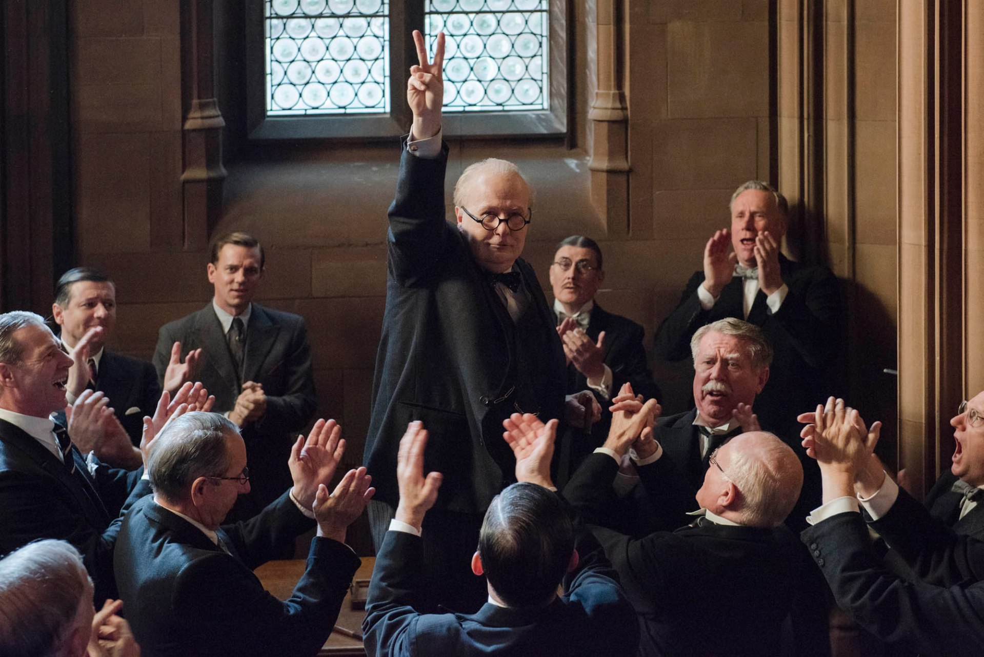 Churchill, Gary Oldman, Darkest Hour