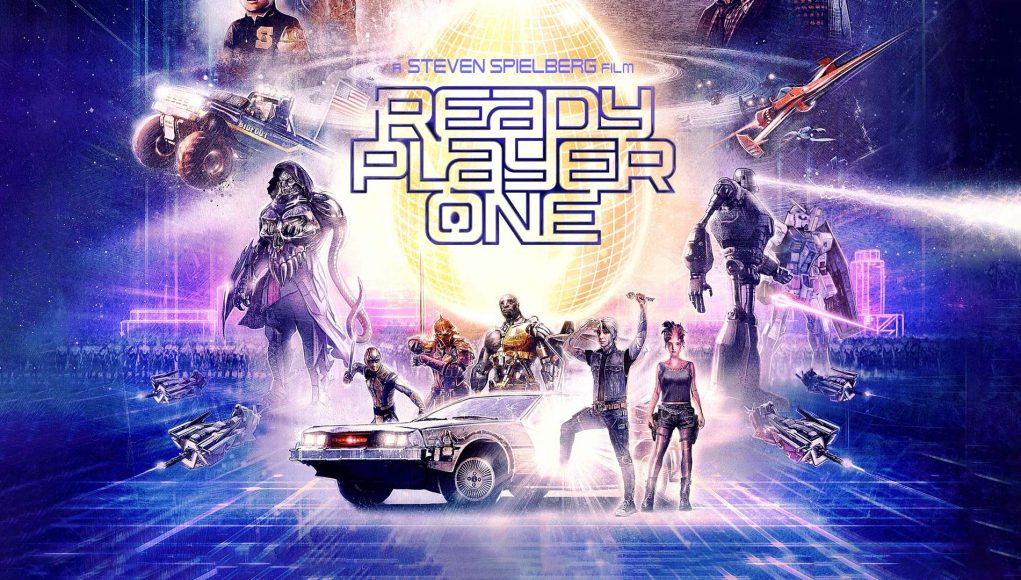 Ready Player One, Steven Spielberg