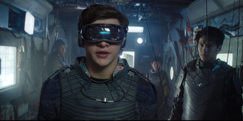 Ready Player One, Tye Sheridan